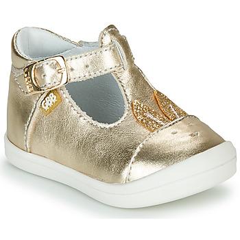 Scarpe Bambina Ballerine GBB ANINA Oro