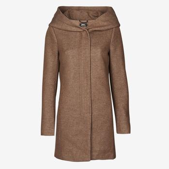 Abbigliamento Donna Cappotti Only ONLSEDONA LIGHT Bordeaux