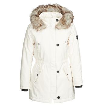 Abbigliamento Donna Parka Only ONLIRIS Bianco