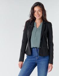 Abbigliamento Donna Giacche / Blazer Only ONLPOPTRASH BLAZER Nero