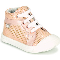 Scarpe Bambina Sneakers alte GBB LEOZIA Rosa