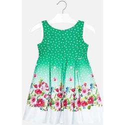 Abbigliamento Bambina Abiti corti Mayoral ATRMPN-21025 Verde