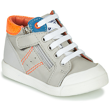 Scarpe Bambino Sneakers alte GBB ANATOLE Grigio