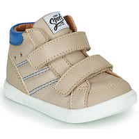 Scarpe Bambino Sneakers alte GBB MORISO Beige