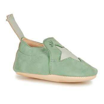 Scarpe Unisex bambino Pantofole Easy Peasy BLUMOO ETOILE Verde
