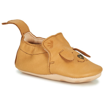 Scarpe Unisex bambino Pantofole Easy Peasy BLUMOO CHIEN Marrone