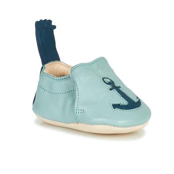 Scarpe Unisex bambino Pantofole Easy Peasy BLUMOO ANCRE Blu