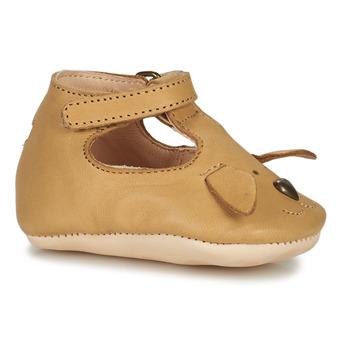 Scarpe Unisex bambino Pantofole Easy Peasy LOULOU CHIEN Marrone