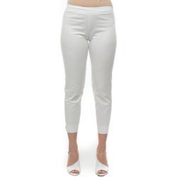 Abbigliamento Donna Pantaloni Maria Bellentani 1205-2000005 Bianco