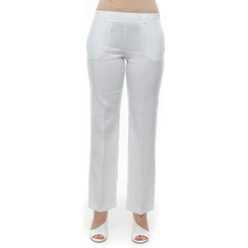 Abbigliamento Donna Pantaloni morbidi / Pantaloni alla zuava Maria Bellentani 1362-3600100 Bianco