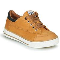 Scarpe Bambino Sneakers basse GBB ETIO Cognac