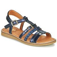 Scarpe Bambina Sandali GBB OLALA Blu