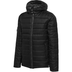Abbigliamento Unisex bambino Piumini Hummel Parka enfant   North Quilted noir/gris anthracite