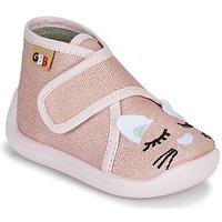 Scarpe Bambina Pantofole GBB APODIE Rosa