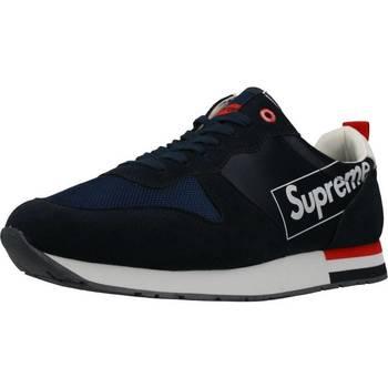 Scarpe Uomo Sneakers basse Supreme Grip 027001 Blu