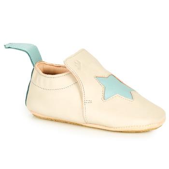 Scarpe Unisex bambino Pantofole Easy Peasy BLUBLU ETOILE Beige