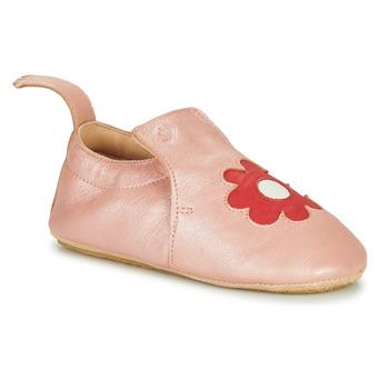 Scarpe Unisex bambino Pantofole Easy Peasy BLUBLU FLEURS Rosa