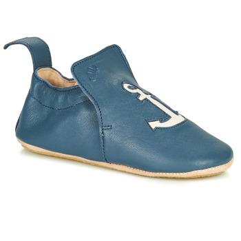 Scarpe Unisex bambino Pantofole Easy Peasy BLUBLU ANCRE Blu