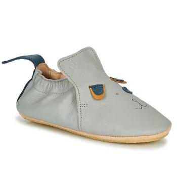 Scarpe Unisex bambino Pantofole Easy Peasy BLUBLU CHIEN Grigio