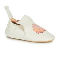 Scarpe Unisex bambino Pantofole Easy Peasy BLUBLU COQUILLE Bianco