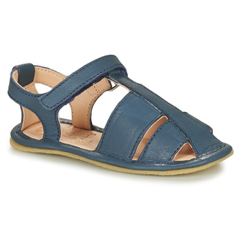 Scarpe Unisex bambino Pantofole Easy Peasy NOBLU Blu