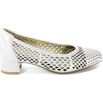 Scarpe Donna Décolleté Ara Vicenza Highsoft Heels White