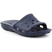 Scarpe Ciabatte Crocs Jibbitz Presley Slide 202967-410 granatowy