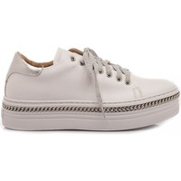 Scarpe Donna Sneakers basse Crown Sneakers Donna Crisa 2649 bianco
