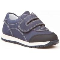 Scarpe Bambino Sneakers basse Angelitos  Bleu