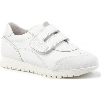 Scarpe Unisex bambino Sneakers basse Angelitos  Blanc