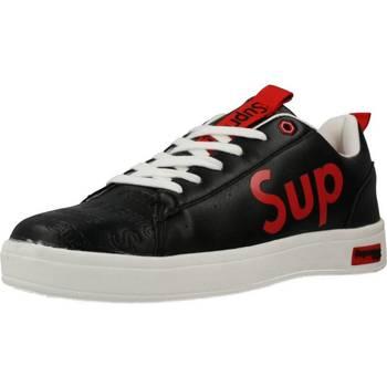 Scarpe Uomo Sneakers basse Supreme Grip 027002 Nero