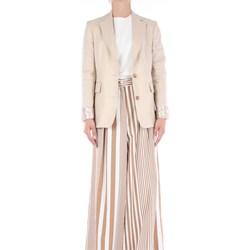Abbigliamento Donna Giacche / Blazer Manuel Ritz Donna 2036GD007-203015 Blazer Donna Beige Beige