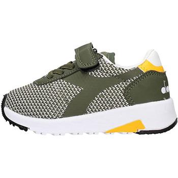 Scarpe Unisex bambino Sneakers basse Diadora ATRMPN-21099 Verde