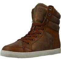 Scarpe Donna Sneakers alte Sprox 285288 Marrone