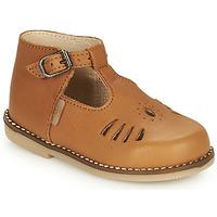Scarpe Bambina Sneakers alte Little Mary SURPRISE Marrone