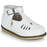 Scarpe Bambina Sneakers alte Little Mary SURPRISE Bianco