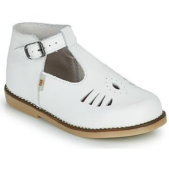 Scarpe Bambina Sneakers alte Little Mary SURPRISE Bianco