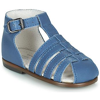 Scarpe Bambina Sandali Little Mary JULES Blu