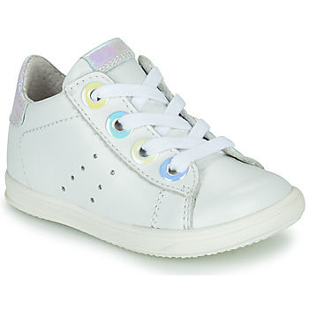 Scarpe Bambina Sneakers alte Little Mary DOROTHE Bianco