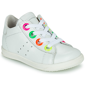 Scarpe Bambina Sneakers alte Little Mary DOROTHE Bianco