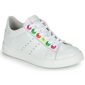 Scarpe Bambina Sneakers basse Little Mary LAURENE Bianco