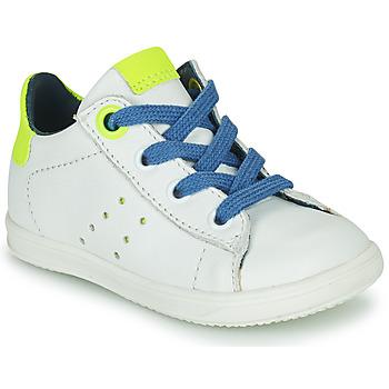 Scarpe Bambino Sneakers basse Little Mary DUSTIN Bianco