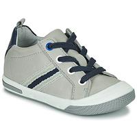 Scarpe Bambino Sneakers basse Little Mary LOGAN Grigio
