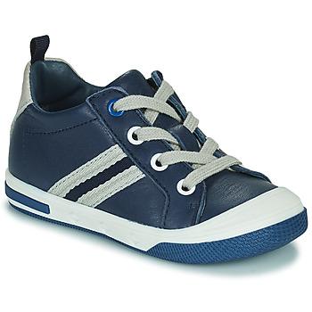 Scarpe Bambino Sneakers basse Little Mary LOGAN Blu