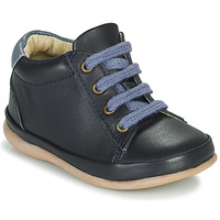 Scarpe Bambina Sneakers alte Little Mary GAMBARDE Blu