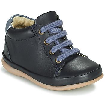 Scarpe Bambina Sneakers alte Little Mary GAMBARDE Blu