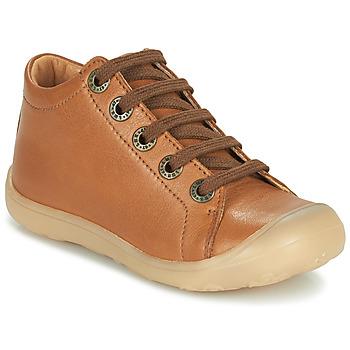 Scarpe Unisex bambino Sneakers alte Little Mary GOOD Marrone