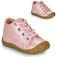 Scarpe Unisex bambino Sneakers alte Little Mary GOOD Rosa