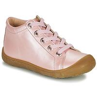 Scarpe Unisex bambino Sneakers alte Little Mary GOOD Rosa