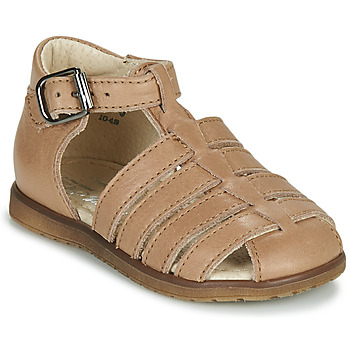 Scarpe Unisex bambino Sandali Little Mary LIXY Marrone